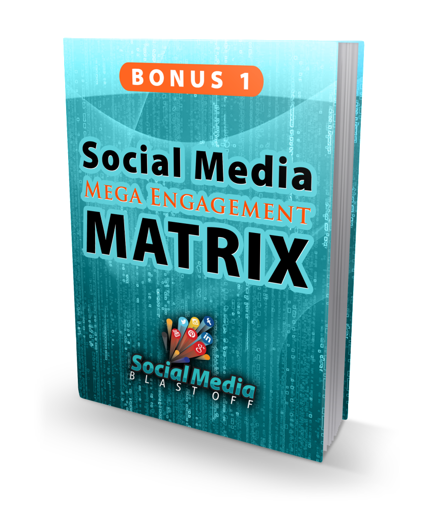 SOCIAL MEDIA BLASTOFF BONUS 1 EBOOK
